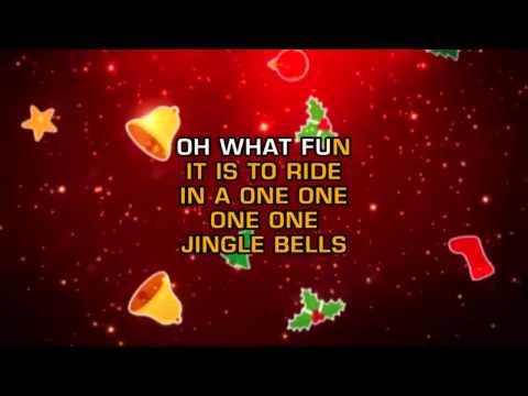 """(HD) """"Jingle Bells"""" R&B Karaoke instrumental"""