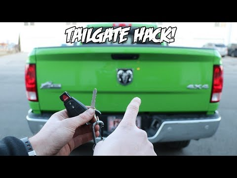 $20 Tailgate HACK Everybody NEEDS To Know!!!
