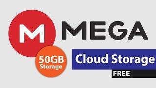 Cloud Storage (50 GB)   Mega.nz Drive