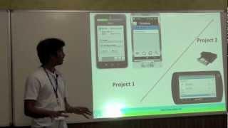 Cross Platform Mobile apps using JQuery Mobile and Rhomobile
