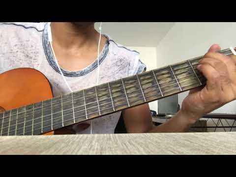 VAIAVY CHILA - Tsy Ambelako Hampirafy Anao guitare tuto