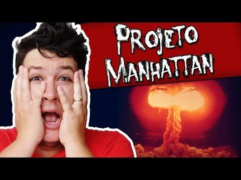 O Projeto Manhattan! A História da Construção das Primeiras Bombas Atômicas dos EUA
