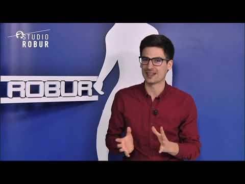 Studio Robur - 6 novembre 2018 - Prima parte