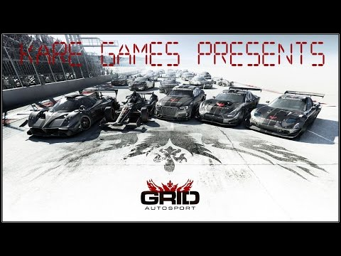 GRID Autosport. Смотр игры. Тест геймпада XBOX ONE.