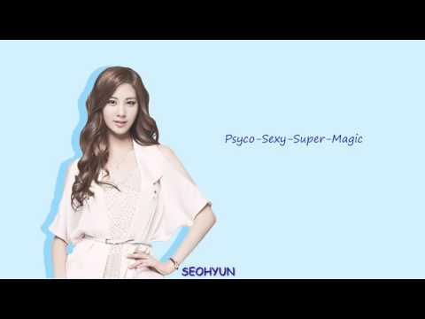 Girls' Generation (少女時代) - You Aholic Lyrics [Color Coded/ENG/ROM]