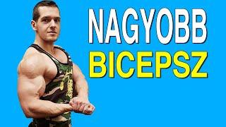 NAGY KAROK -  TOP 5 Legjobb bicepsz gyakorlat