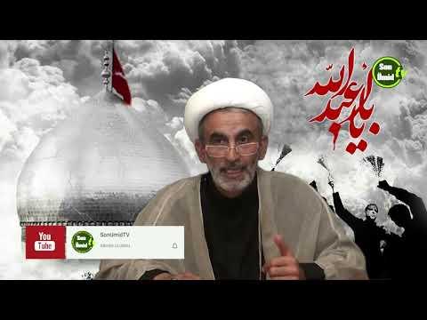 Hacı Əhliman Məhərrəm moizəsi (Hacı Cavad Məscidi )5-cü gün 24.08.2020
