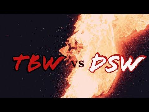 DSW vs TBW: Crossfire