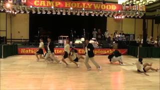 Camp Hollywood 2015 Team Division - Special Delivery Stomp
