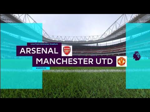 FIFA 18 | Premier League | Arsenal v Manchester Utd | Emirates Stadium