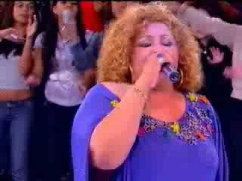 TV Xuxa | Alcione Cantando A Dor Desse Amor