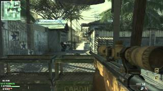 MW3 - Proviamo lo Sniper - Commentary ITA by Mamutu07