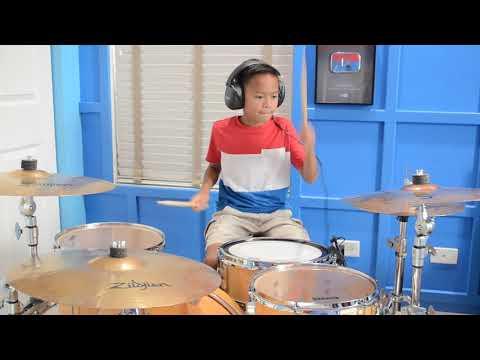 Shaed - Trampoline Drum Cover