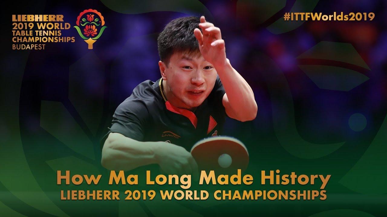 Download Ma Long vs Mattias Falck   Final Match Review   2019 World Championships