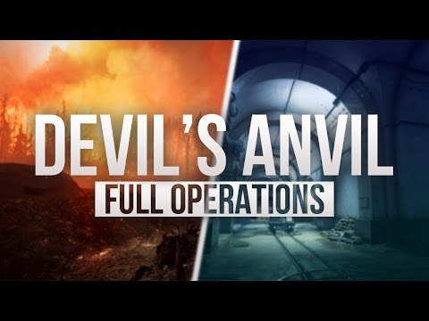 Devil's Anvil FULL Operations! (BF1 They Shall Not Pass DLC) - PS4 BF1 Road to Max Rank Ep. 122!