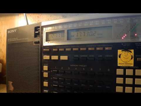 12 09 2016 Radio Habana Cuba in Spanish to SoAm 1216 on 17730 Bauta