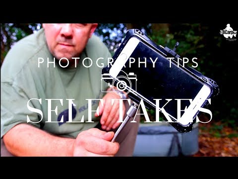 PERFECT SELF TAKE PHOTOGRAPHY WITH A PHONE