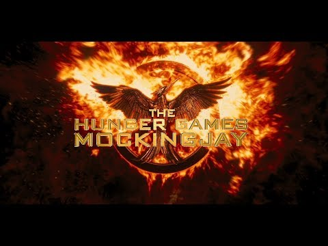 The Hunger Games Mockingjay Part 1 Logo Reveal YouTube