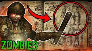 MOB OF THE DEAD REMASTERED LOADING SCREEN! BLACK OPS 4 ZOMBIES LONDON ZOMBIES MAP? *NEW* Easter Eggs