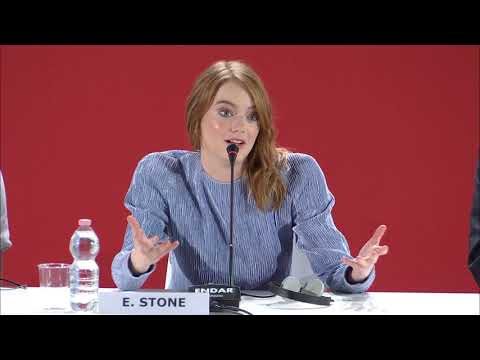 The Favourite press conference   Venice Film Festival