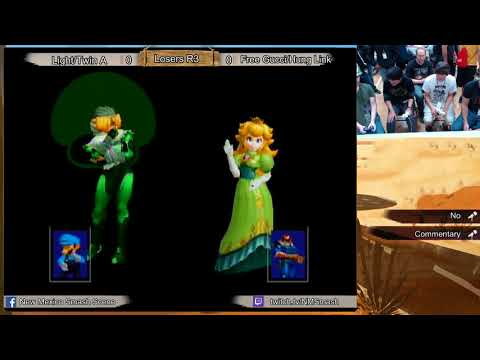 SJ4 Melee Doubles Losers R3 - Light/Twin A vs Free Gucci/Hung Link