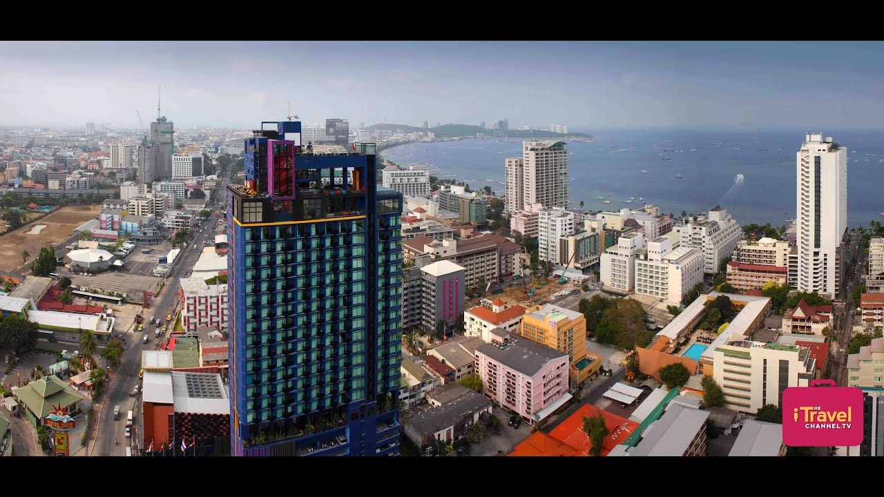 Siam siam design hotel in pattaya youtube for Youtube design hotels