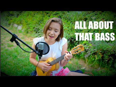 All About That Bass - Meghan Trainor (cover by Helena To Guitar)