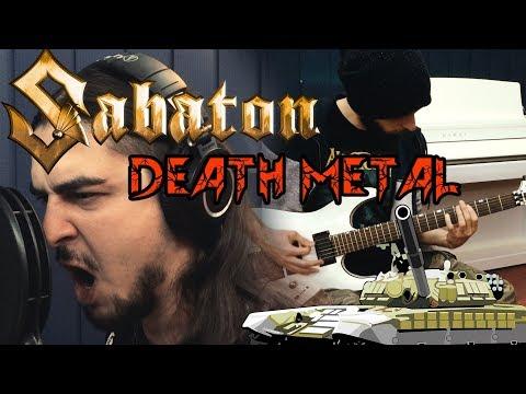 Sabaton - Reign Of Terror (Death Metal Cover by Kakhi) Feat. Davit Mikautadze