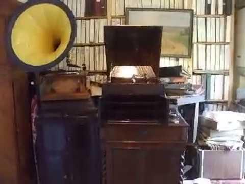 HMV 109 Gramophone Test No 2 - Columbia Danceband records