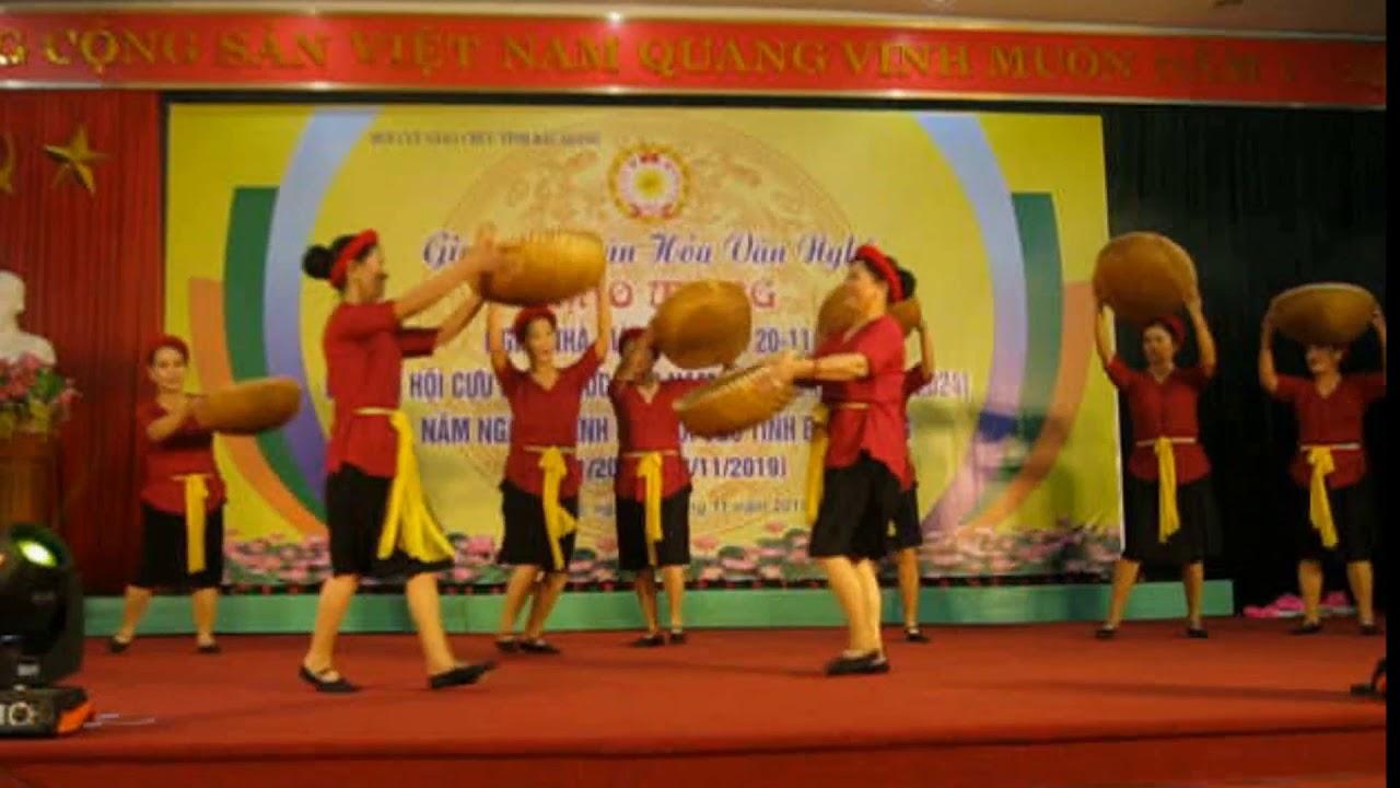TIENG HAT HOI CUU GIAO CHUC LUC NGAN 2019