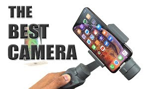 iPhone Xs Max Camera Test with DJI OSMO Mobile 2 (BEST CAMERA I