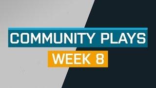 CS:GO - Community Plays Week 8 - ESL Pro League Season 5