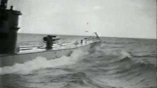 Подводная лодка вторая мировая война