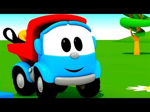 Leo el Pequeño Camión - Episodios completos de más de 1 hora en español para niños