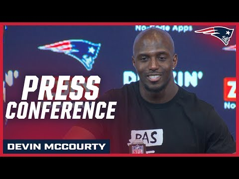"""Devin McCourty on Patriots teammates: """"This is a special group''"""