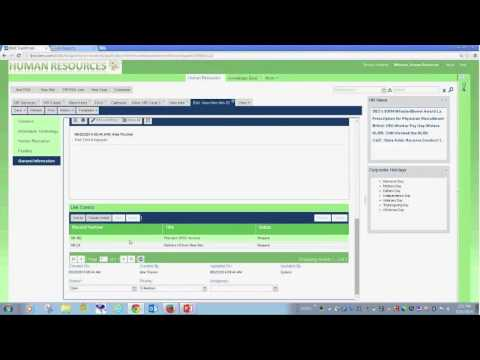 BMC FootPrints Service Core v12 Live Demo, PART 4