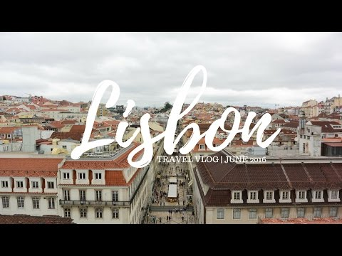 Lisbon, Portugal | Travel Vlog