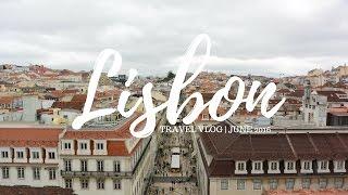 Lisbon, Portugal   Travel Vlog