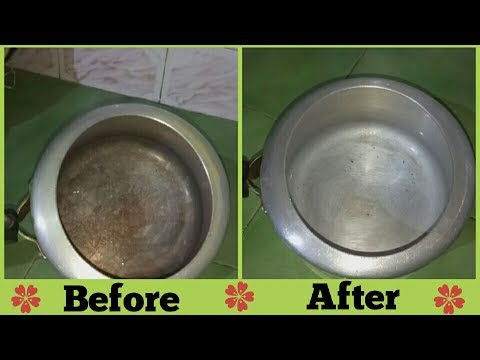 How To Clean A Stained Pressure Cooker How To Clean