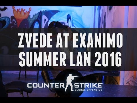 Zvede at goeXanimo Summer LAN 2016 (HIGHLIGHTS)