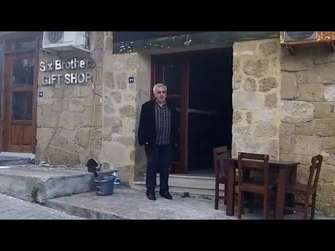 Adonis Constantinides in Kyrenia, Cyprus (Dec 27, 2015)
