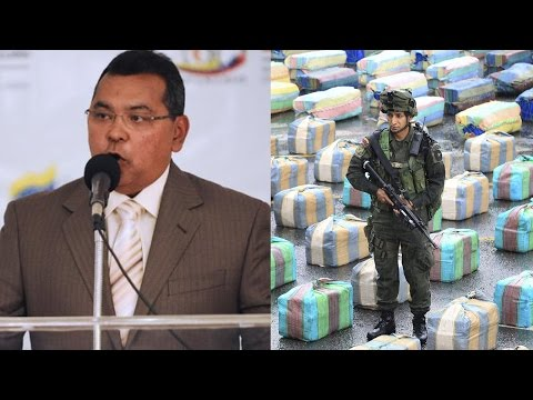 Venezuela's National Guard Chief Facing US Drug Charges