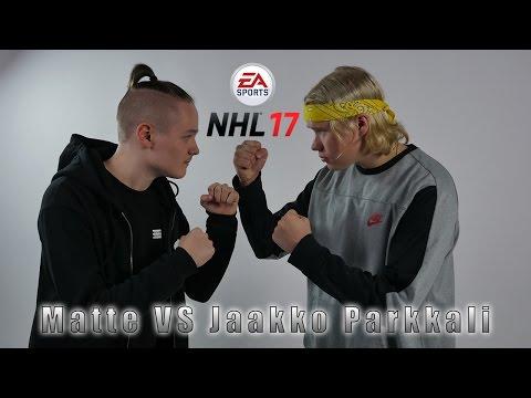 MATTE VS JAAKKO PARKKALI
