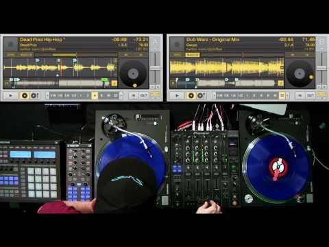 TRAKTOR Turntable Tricknology with DJ Shiftee | Native Instruments