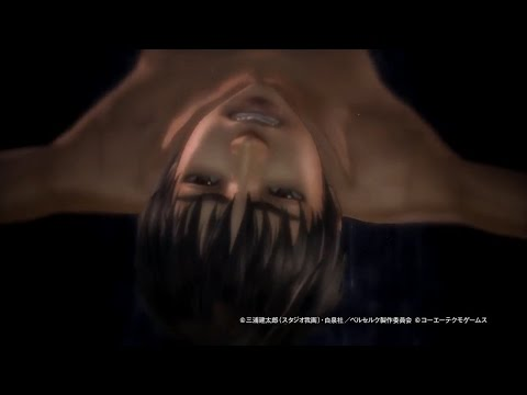 Berserk Musou (PS4) - Casca Rape Scene & Berserker Armor Guts Gameplay ベルセルク無双  (PS4/PC/Vita)