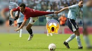 افضل مواقف مضحكة فى كرة القدم ● كوميديا ● عنف ● اهداف ● مهارات