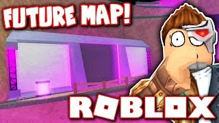 THIS MAP WILL BE RELEASED NEXT UPDATE IN FLOOD ESCAPE 2?! (Roblox)