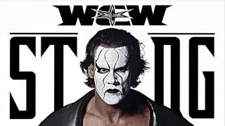 WCW - Sting Theme - Seek & Destroy (with Thunder effect)