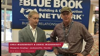 Chris & Daniel Wiedenhoeft, Champion Roofing, Jacksonville, Florida