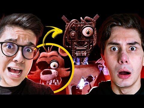 o-que-tem-dentro-dos-animatronics?-fnaf-vr-*assustador*